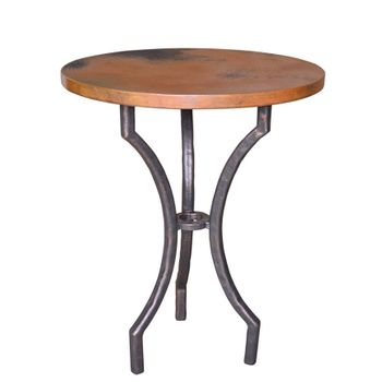 "Corinthian Bistro Table w/30"" Top"