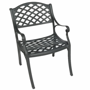 Crossweave Arm Chair