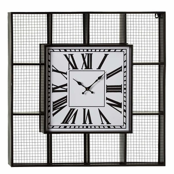 Cubby Wall Clock