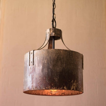 Cylinder Pendant Light