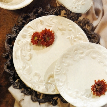 Acanthus Dinner Plate (Set-4)