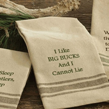 Dish Towels & Gift Sets