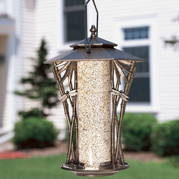 Dragonfly Dance Bird Feeder