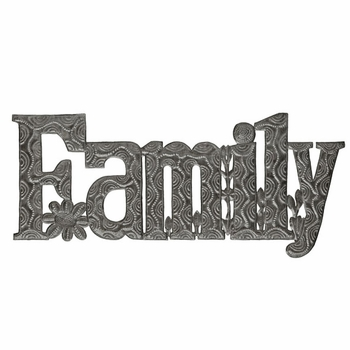 Family Metal Word
