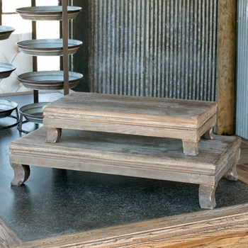 Far East Wooden Risers (Set-2)
