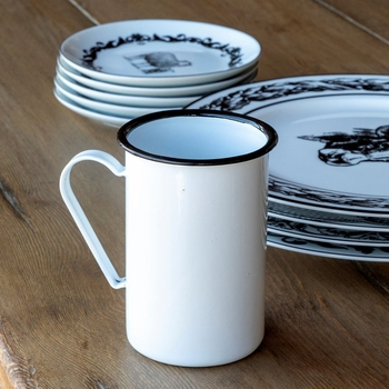 Farmhouse Cafe Mug (Set-6)