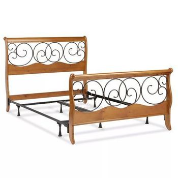Fashion Bed - Wood & Metal Beds