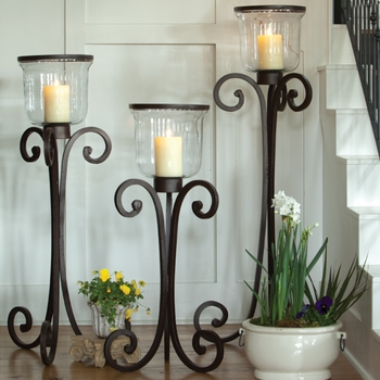 Floor Sconces