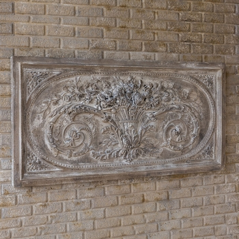Floral Wall Relic