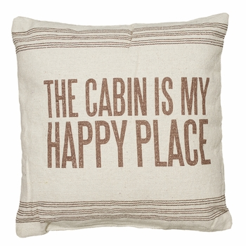 Sack Pillow - Happy Place