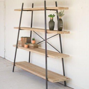 Four Tiered Display Shelf