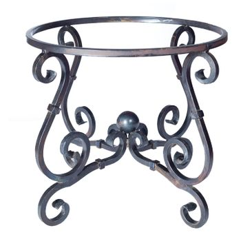 French Dining Table Base - Md