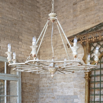 French Follie Chandelier