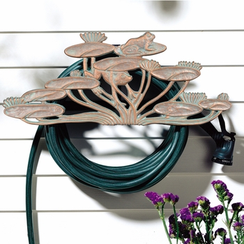 Frog Wall Mounted Hose Holder