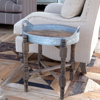 Front Porch Tea Tray Table