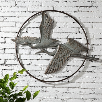Herons in Flight Wall Hanging