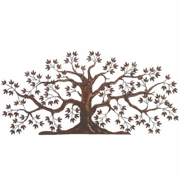 Iron & Tole Tree Wall Art