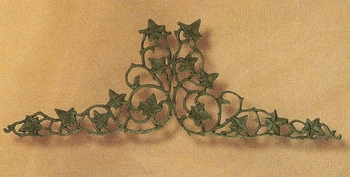 Ivy Medium Drapery Crown