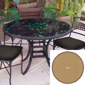 """Mosaic Table Top - 48"""" Round"""