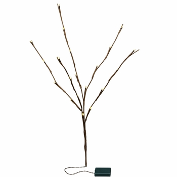 Sm Lighted Willow Branch