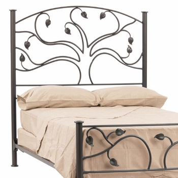 Live Oak Iron Headboard & Frame