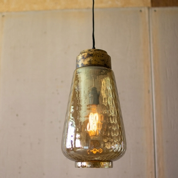Luster Glass Pendant Light