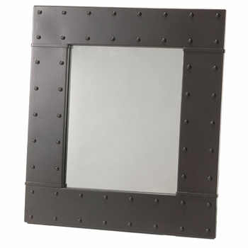 Merrimack Rivet Wall Mirror