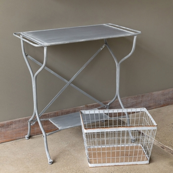 Metal Wash Stand