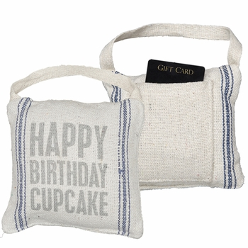 Mini Pillow - Happy Birthday -CS