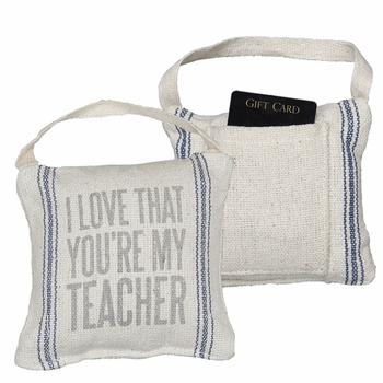 Mini Pillow - My Teacher -CS