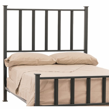 Mission Iron Headboard & Frame