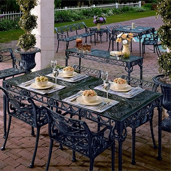 Neptune Aluminum Patio Furniture Collection
