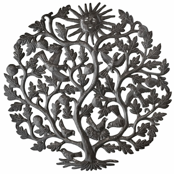 Nesting Tree Plaque