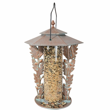 Oak & Acorn Bird Feeder