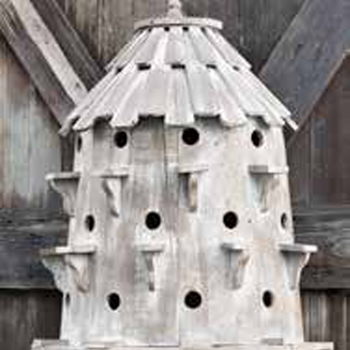 Old World Bird House