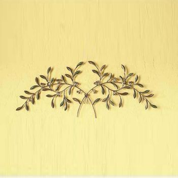 Olive Leaf Plaque - Small