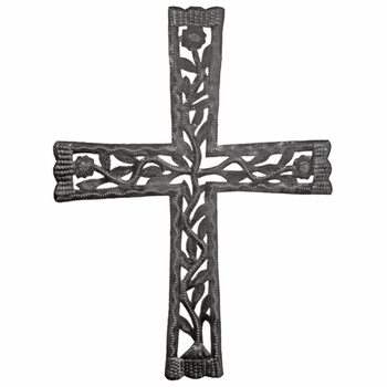 Open Vine Cross