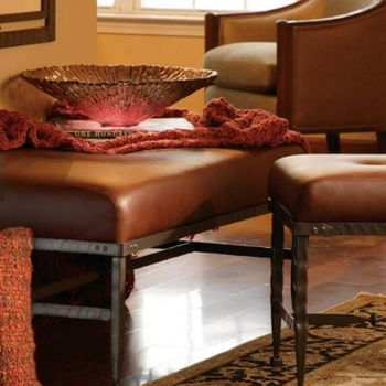 Ottomans & Foot Stools