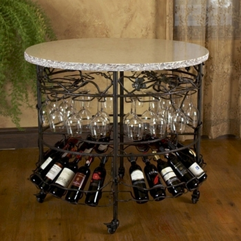 Oval Celebration Table