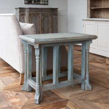 Painted Parsonage Table