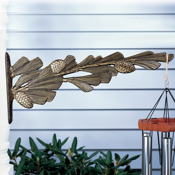 Pine Cone Nature Wall Hook