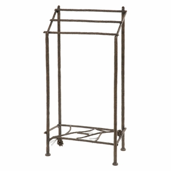 towel stand hanging pine towel stand free standing wrought iron stands