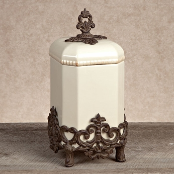 Provencal Canisters