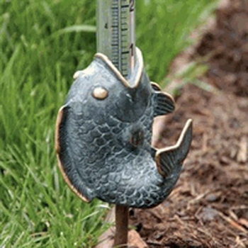Decorative Rain Gauge