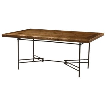 Ranch Dining Table Base