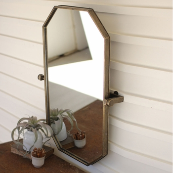 Rectangle Adjustable Wall Mirror