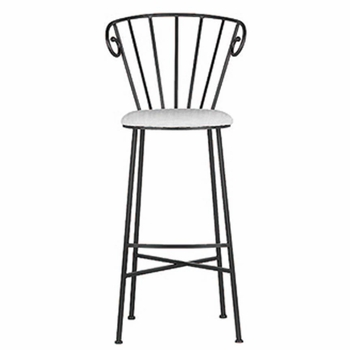 Round Bar Stool (Set-2)