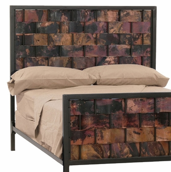 Rushton Iron & Copper Headboard