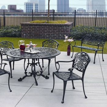 Sea Island Aluminum Patio Furniture Collection