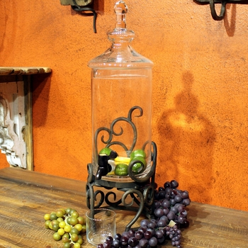 Siena 2-Gallon Beverage Server